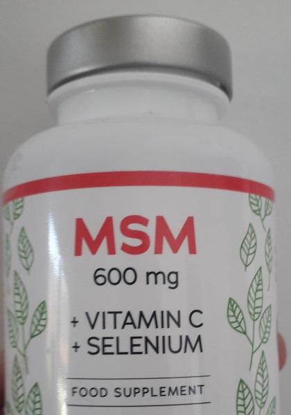 MSM i jego korzyści zdrowotne