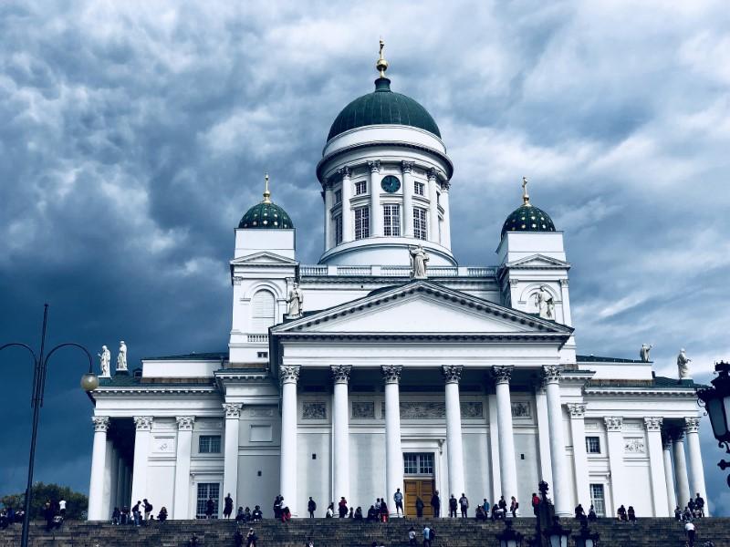 Plac Senatu w Helsinkach