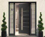 Jak konserwować aluminiowe drzwi wejściowe