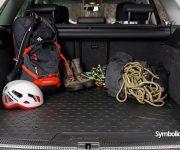 Dywaniki gumowe do bagażników samochodowych