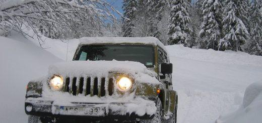 Opony zimowe na ekstremalne warunki zimowe